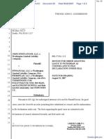 Omni Innovations LLC v. EFinancial LLC et al - Document No. 25
