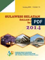 Sulawesi Selatan Dalam Angka 2014
