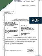 Omni Innovations LLC et al v. BMG Music Publishing NA Inc et al - Document No. 30