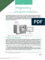 Metodo de Integracion Numerica Con Ejercicios Resueltos