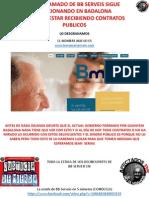 Delincuentes de BBS Vuelven Al Amparo de Administración y Los Mass Media