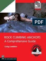 Rock Climbing Anchors (The Mountaineers  - Luebben, Craig.pdf