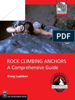 Rock Climbing Anchors (The Mountaineers  - Luebben, Craig.pdf