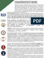 Pronunciamiento de Colegios Profesionales de Arequipa Corregido 23 Mayo