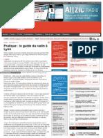 Www Lyonmag Com Article 8813 Pratique Le Guide Du Radin a Ly