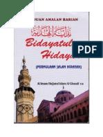 TERJEMAH KITAB BIDAYATUL HIDAYAH PPA..pdf