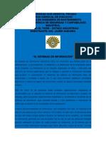 Sistemas de Información. Ing. Javier Guevara