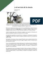 Drones Al Servicio de La Ciencia