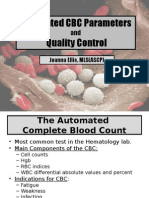 CBC Parameters and QC.ppt