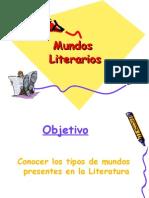 Mundos Literarios 2 2medio