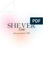 She Ver Chic Ss16
