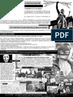 Flyer Décret Anti-cagoule - Juin 2009