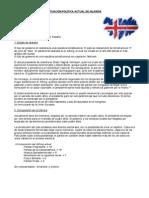 SITUACION POLÍTICA ACTUAL DE ISLANDIA