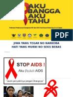 Materi Penyuluhan HIV (Aku Bangga Aku Tahu) Edit