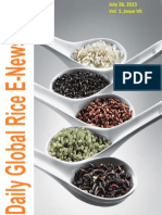 28th July (Tuesday),2015 Daily Global Rice E-Newsletter by Riceplus Magazine
