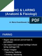Faring & Laring