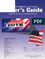 Oktibbeha County Voter Guide 2015
