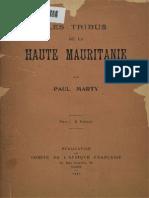 Haute Mauritanie