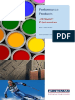 JEFFAMINE® Polyetheramines Brochure