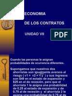 ECONOMIA DE LOS CONTRATOS