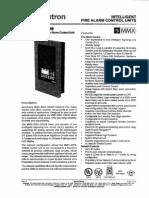FDAS - Product Brochure - Secutron
