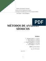 Ing. sismica (Metodos)