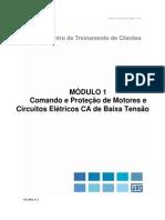 Módulo 1B - Comando e Proteção de Motores Elétricos C.a. de Baixa Tensão
