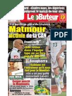 LE BUTEUR PDF du 23/02/2010