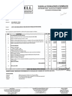 FDAS - Contractor - Uniwell - Quotation