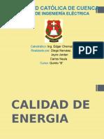 TRABAJO DE CALIDAD ENERGETICA