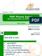 Php Phone Home-Vancouver ASTERISK
