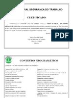 Certificado Individual Eng - Integral NR SEP 10 2015