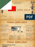 Historia económica de China