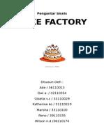 Pengantar Bisnis-cake Factory