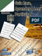 Guia Para Aprender a Ler Partitura