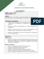 Plano de Ensino - Legislação e Ética Profissional - Revisado 2015