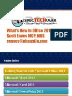 SpecTechular-2013-PPT