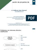 Tecnicas Evaluacion de Proyectos de Inversion