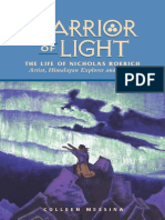 Warrior of Light the Life of Nicholas Roerich Sample