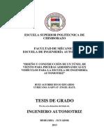 Tesis Ecuador Tunel de Veinto