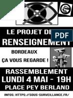 Affiche Rassemblement