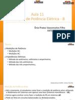 Aula 09 - Medicao de Potencia Eletrica b