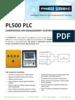 PneuLogic PL500sheetsPLC-DCM 9-30-09