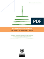 Estudio Económico de América Latina y el Caribe