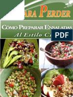 9 Comer Preparar Ensaladas