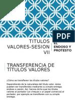 006) Sesion Vi- Endoso y Protesto - Copia