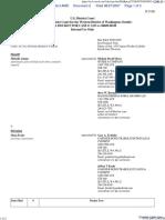 ADAMS et al v. MENU FOODS - Document No. 2