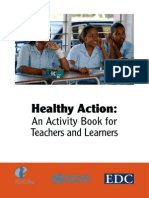 healthy action activity guide