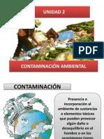 Conminación Ambiental