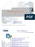 Document on MAP Service Flow